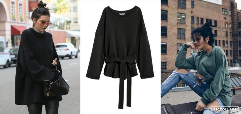 sweater colllage