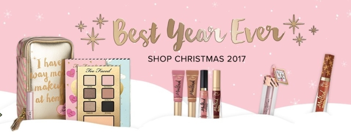 Two Faced Christmas Collection