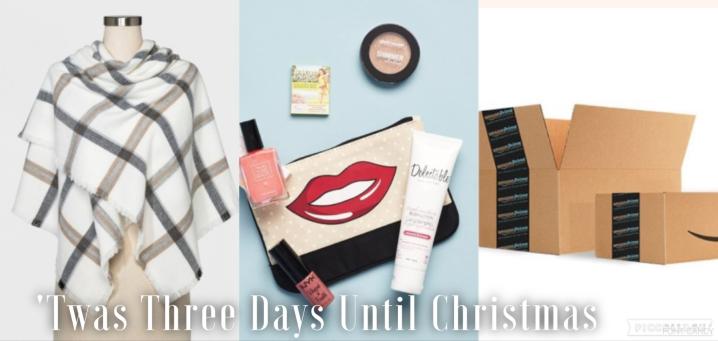 Last Minute Christmas GiftIdeas