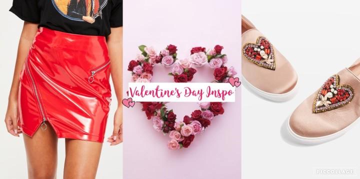 Valentine's Day InspiredOutfits
