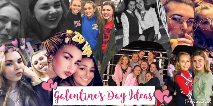 10 Ways To Celebrate Galentine's Day With Your Girls