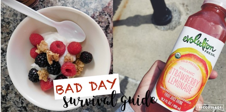 Law of Attraction: How To Survive A Bad Day