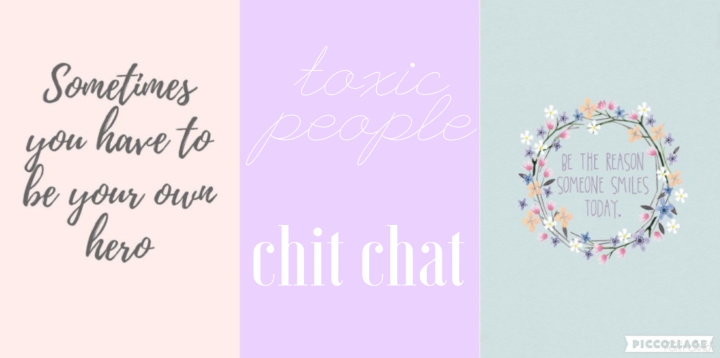 Law of Attraction: Toxic People Chit Chat