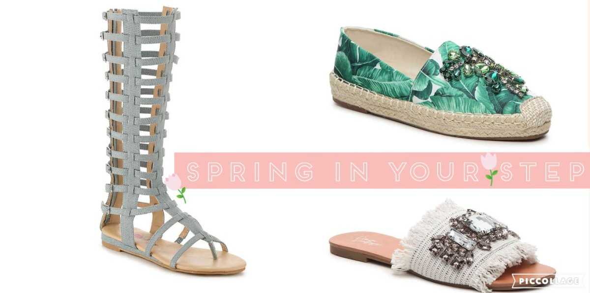 6c9bb63fe31 Spring In Your Step – Mackenzie Kateri