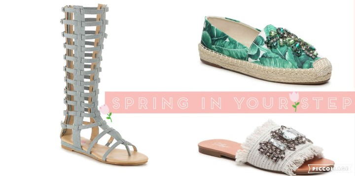 Spring In YourStep