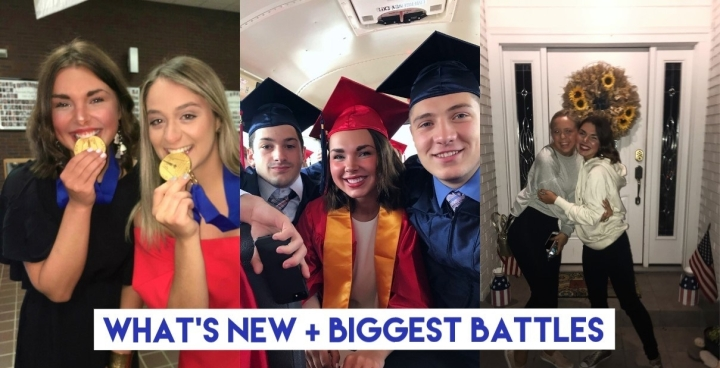 What's New + Biggest Battles: High School Edition